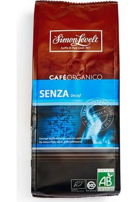 Simon Levelt Organik Kahve SENZA (Kafeinsiz) 250 Gr.