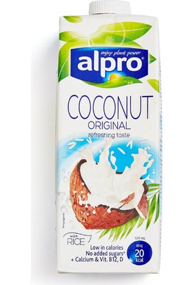 Alpro Hindistan Cevizi Sütü 1 Lt.