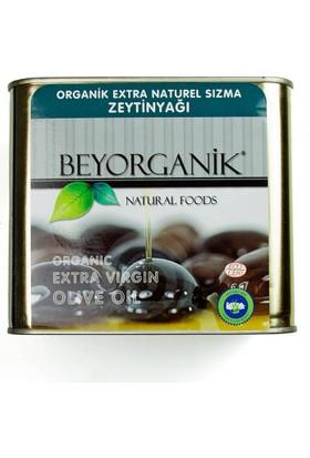 Beyorganik Organik Soğuk Sıkım Zeytinyağı 2 Lt.