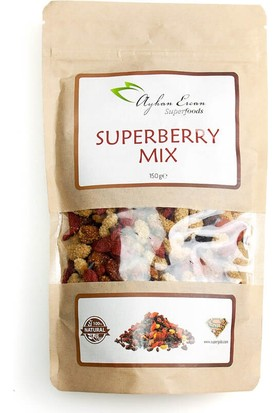 Ayhan Ercan Superberry Mix 150 Gr.