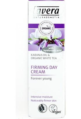 Lavera Organik Firming Sıkılaştırıcı Gündüz Kremi Beyaz Çay & Karanja Yağı 50 Ml.