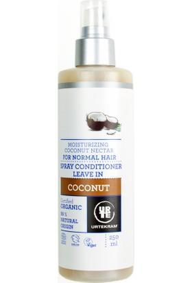 Urtekram Organik Saç Kremi - nemlendirici hindistan cevizli sprey - duş sonrası bakım