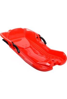 Eda Plastiques X-Style Frenli Kızak Kar Kızağı Kırmızı Kızak