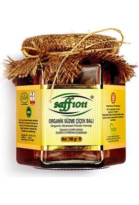 Saff 1011 Organik Süzme Çiçek Balı 700 Gr.