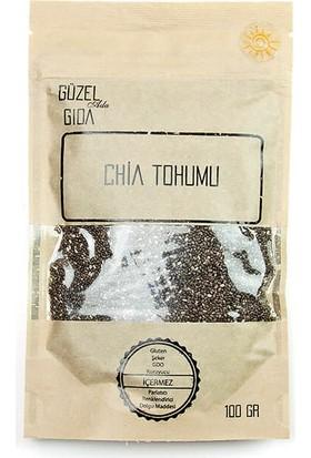 Güzel Gıda Chia Tohumu 100 Gr.