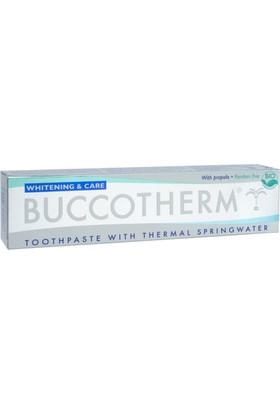 Buccotherm Organik Diş Macunu - Beyazlık ve Bio Bakım 75 Ml.