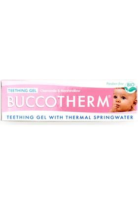 Buccotherm Organik Diş Çıkarma Jeli 50 Ml.