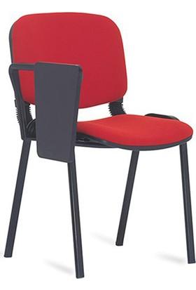 Ofisbazaar Form Sandalye Yazı Tablalı