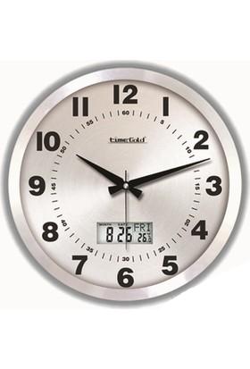 Time Gold Salon Duvar Saati-40cm TG122LTR