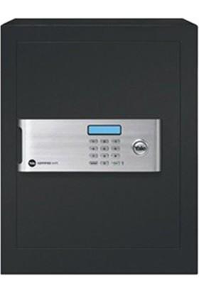 Yale Ofis Tipi Güvenlik Sertifikalı Motorlu Lcd Ekranlı Çelik Kasa