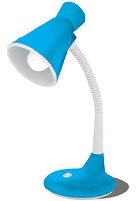Petrix Log Masa Lambası Mavi