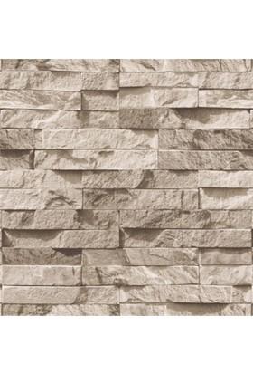 Bien Wallpaper 9300 Taş Desen Duvar Kağıdı