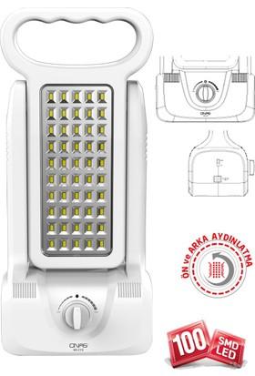 Hiper Onas NS-219 100 Ledli Şarjlı Işıldak