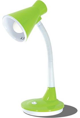 Petrix Log Masa Lambası Yeşil