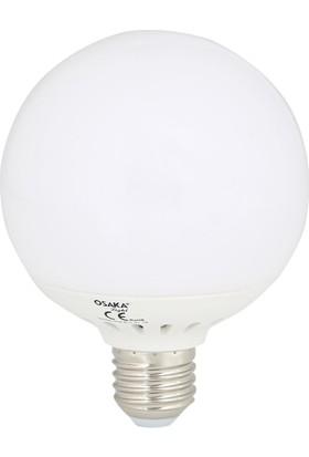 Osakalight 15W-100watt Led Glob Ampul E27 Beyaz