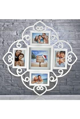 Fidex Home Çoklu Resim Çerçevesi -Mutlu Anlar 2