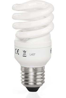 General Electric 12W Spiral Enerji Tasarruflu Ampul Beyaz