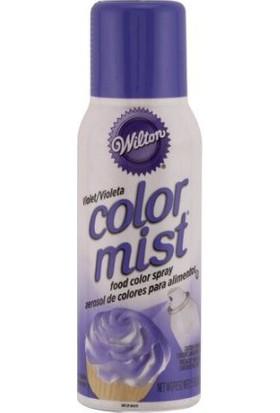 Wilton Wilton Yenilebilir Gıda Renklendirici Sprey Mor (Violet)