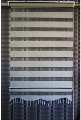 Techstor Avanos Serisi Vizon Zebra 40 x 200 cm