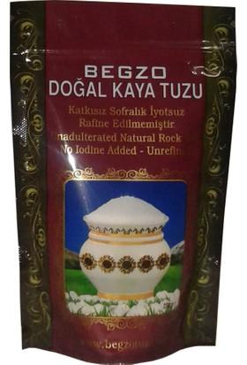 Begzo Doğal Kristal Kaya Tuzu İyotsuz Sofralık 250 gr