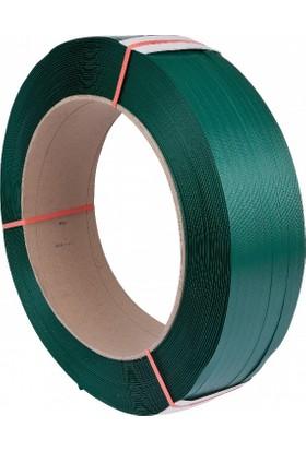 Erze Polyester Çember 12*0,60 Gofrajlı Yeşil