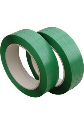 Erze Polyester Çember 16*0,60 Gofrajlı Yeşil