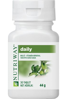 Amway Nutriway Daily 30 Tablet
