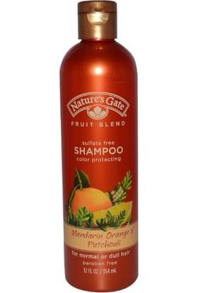 Nature'S Gate Mandalina Ve Paçulili Soluk Ve Normal Saçlar İçin Şampuan 354 Ml