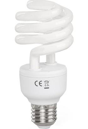 General Electric 23W Spiral Enerji Tasarruflu Ampul Beyaz