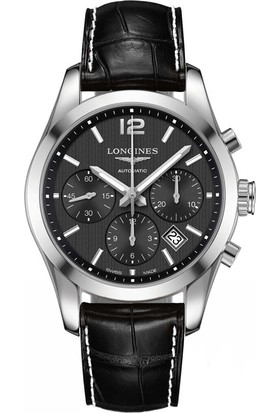 Longines Conquest Automatic Chrono Kol Saati L2.786.4.56.3
