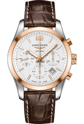 Longines Conquest Automatic Chrono Kol Saati L2.786.5.76.3