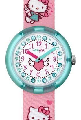 Flik Flak Hello Kitty Cupido Çocuk Kol Saati Flnp020