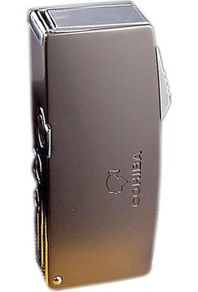 Cohiba Gunmetal 2 Torch Çakmak Tr830