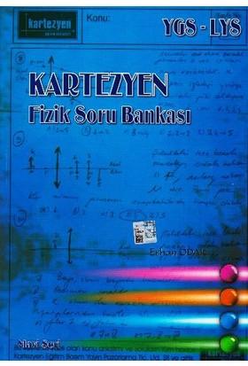 Kartezyen Eğitim Yayınları Ygs-Lys Fizik Soru Bankası - Mavi Seri
