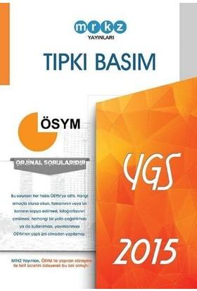Merkez Yayınları Ygs Tıpkı Basım Ösym 2015 Deneme