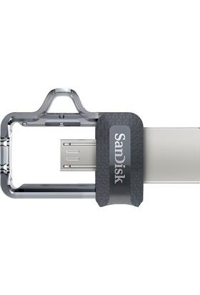SanDisk Ultra Dual Drive 64GB OTG M3.0 Usb Bellek SDDD3-064G-G46