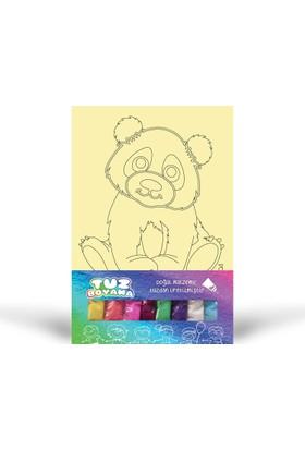 Panda-1 Tuz Boyama KB-004