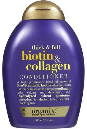 Organix Saç Kremi Biotin Collagen 385Ml