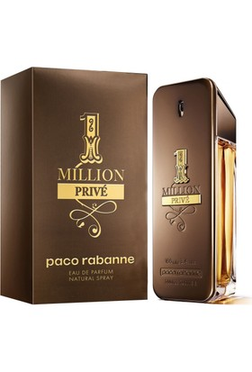Paco Rabanne 1 Million Prive Erkek Edp 100Ml