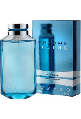 Azzaro Chrome Legend Erkek Edt 125Ml