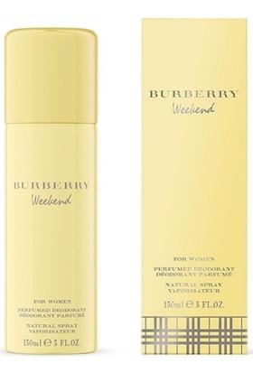 Burberry Weekend Bayan Deo.150Ml