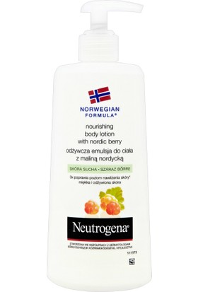 Neutrogena Nordic Berry Vücut Losyonu 250Ml