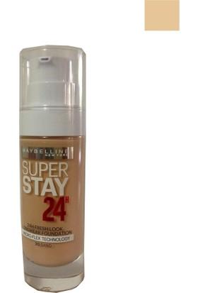 Maybelline Super Stay 24H Fondöten 28 Soft Beige 30Ml