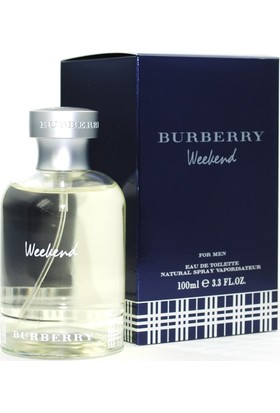 Burberry Weekend Erkek Edt 100Ml