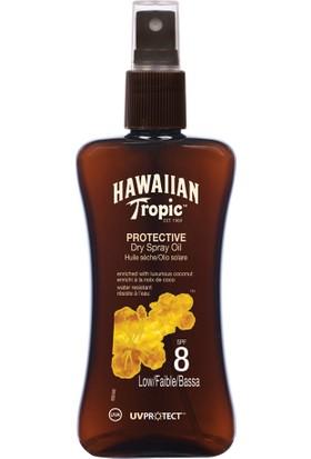 Hawaiian Tropic Yağ Spray Spf8 200Ml