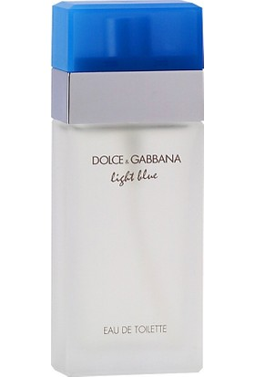 Dolce Gabbana Light Blue Bayan Edt 100Ml