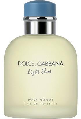 Dolce Gabbana Light Blue Erkek Edt 125Ml