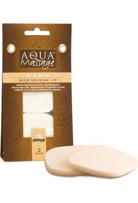 Aqua Massage Makyaj Uygulama Süngeri 2P Art:401