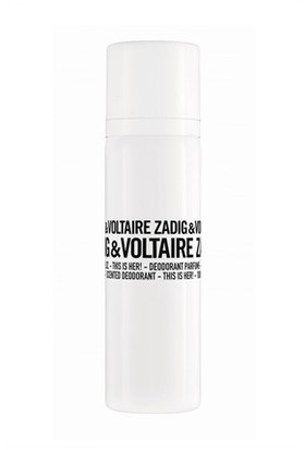 Zadig Voltaire This Is Her Bayan Deo 100Ml