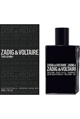 Zadig Voltaire This Is Him Erkek Edt 50Ml